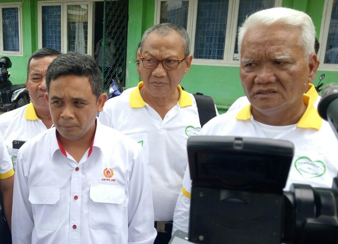 Permalink ke Jelang Porprov Jambi, KONI Kota Jambi Mulai Distribusikan Atribut Para Atlet