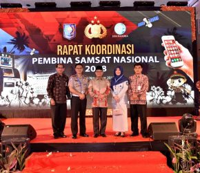 Permalink ke Fachrori Tanda Teken MoU dan PKS Samsat Online Nasional