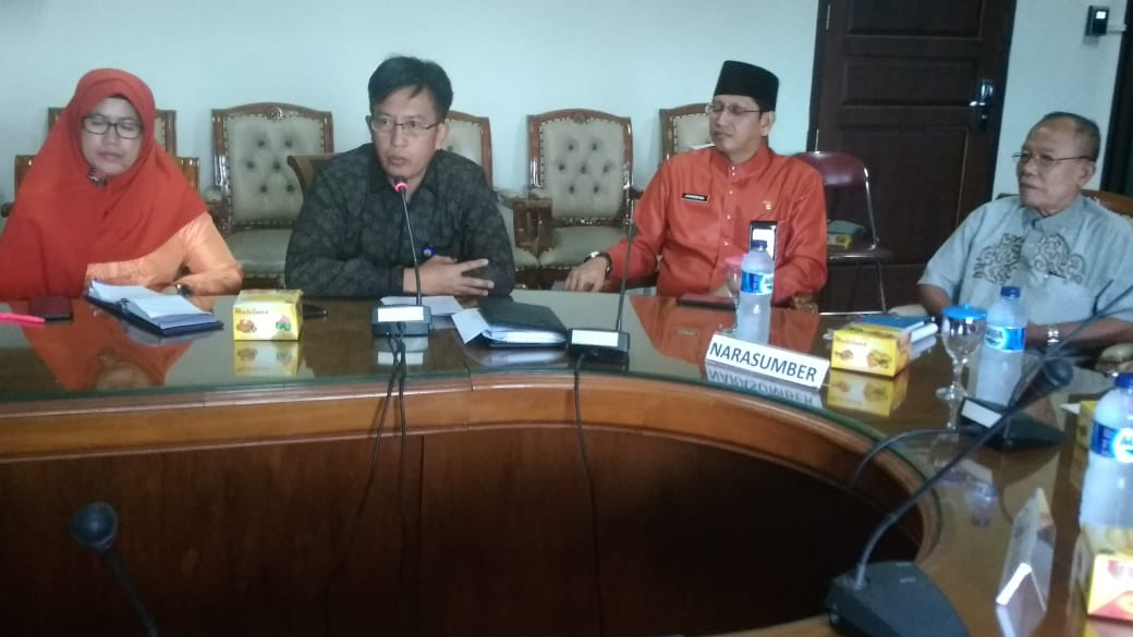 Permalink ke Dinas Kominfo Provinsi Jambi Perjelas Pola Kerjasama Media Massa