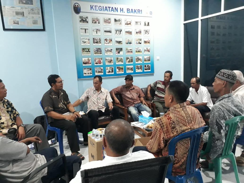 Permalink ke Datangi Rumah Aspirasi H. Bakri, Belasan Ketua Kelompok Program BSPS Minta Tambahan Bedah Rumah