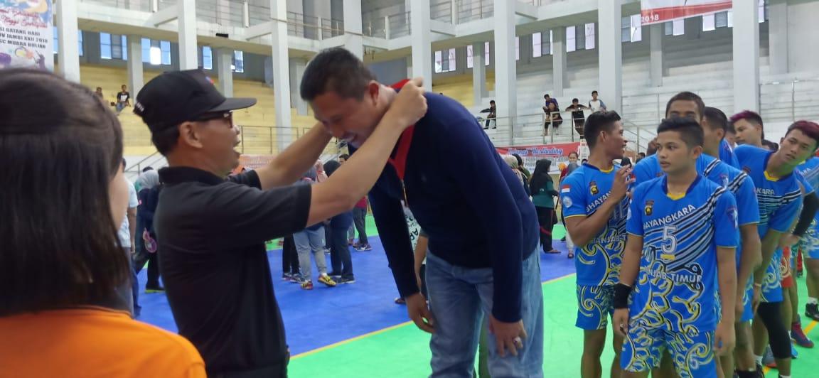 Permalink ke Atlet Vollyball Tambah Koleksi Emas, Tanjabtim Sementara Tempati Posisi Kedua di Porprov Jambi, Segini Jumlah Medalinya