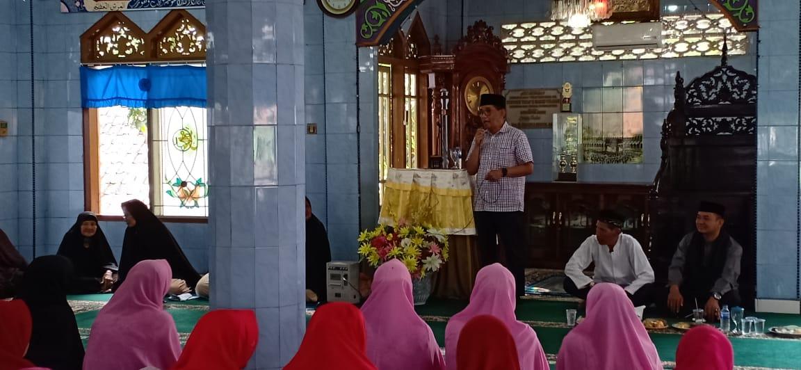 Permalink ke Diundang Majelis Taklim ke Masjid Teladan, H. Bakri Ajak Orang Tua Awasi Anak dan Jaga Lisan di Medsos