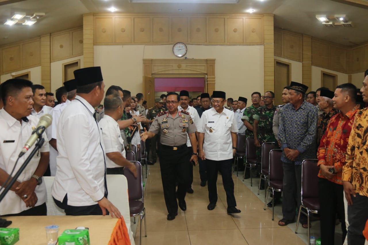 Permalink ke Kapolda Jambi Silaturahmi dengan Para Tokoh dan Penyelenggara Pemilu Kabupaten Sarolangun