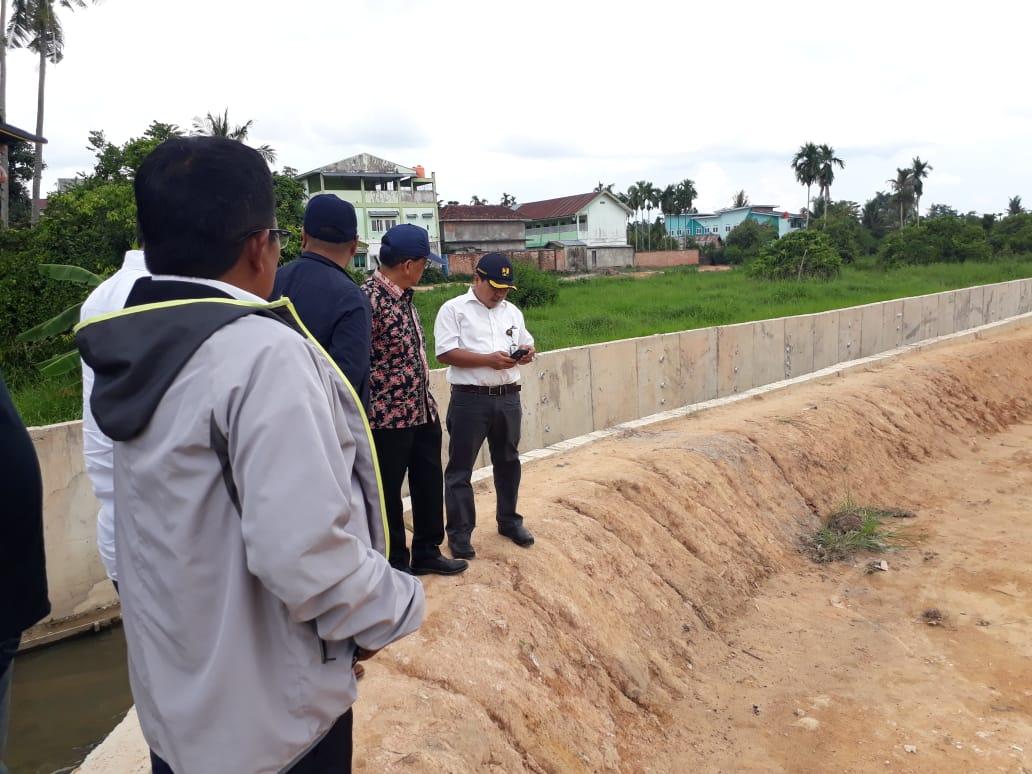 Permalink ke Drainase Dibangun, Warga Selincah Ngadu ke Bakri Tak Lagi Kena Banjir