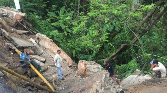 Permalink ke Pihak Dinas PUPR Provinsi Jambi Cek Trotoar Amblas di Kawasan TAC