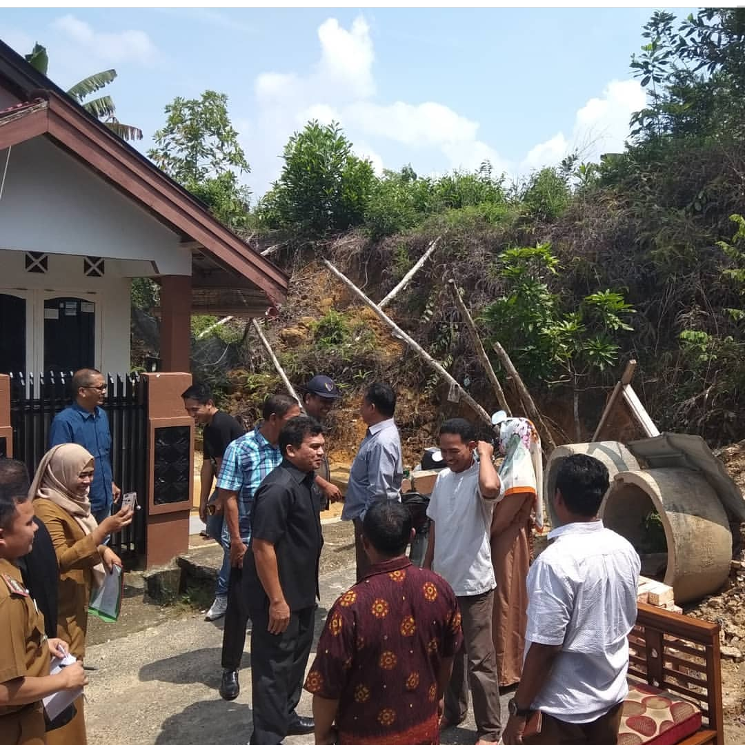 Permalink ke Komisi III DPRD Kota Jambi Turun Lapangan ke Perumahan Citra Permata 8 Simpang Rimbo
