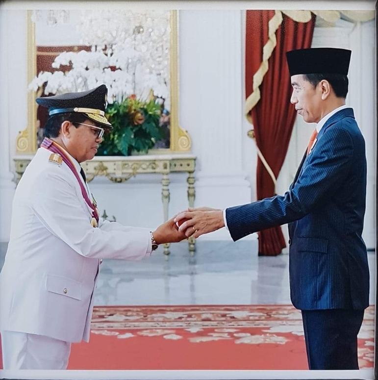 Permalink ke Danrem 042/Gapu Ucapkan Selamat Atas Pelantikan Fachrori Umar Jabat Gubernur Jambi