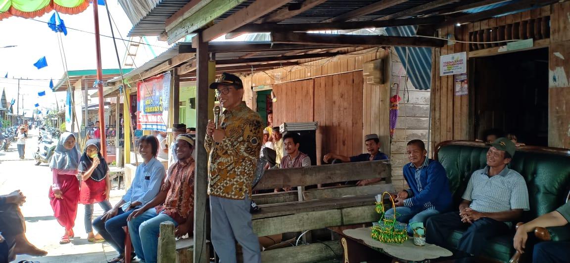 Permalink ke Jaring Aspirasi Masyarakat, H. Bakri Boyong Pejabat BWSS VI ke Mendahara Ilir