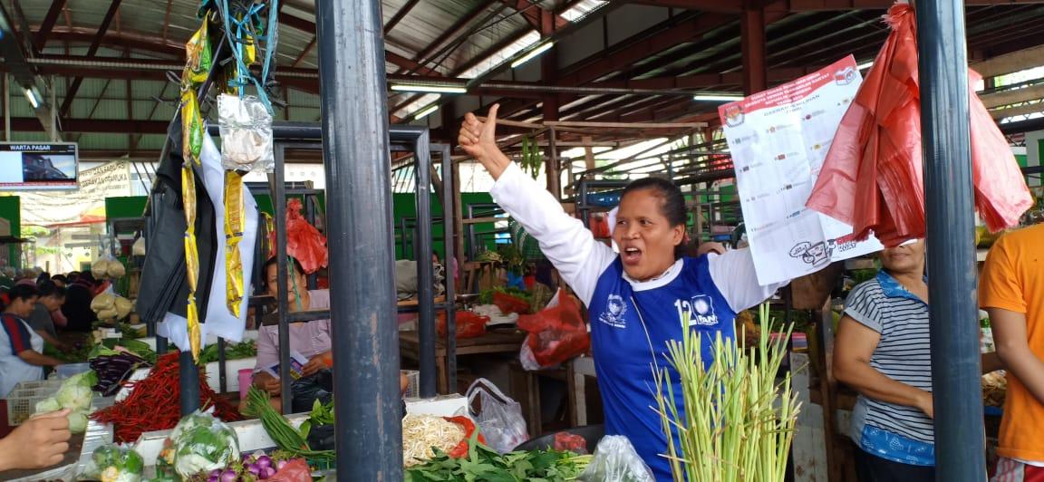 Permalink ke Blusukan H. Bakri Disambut Antusias Pedagang Pasar Aur Duri