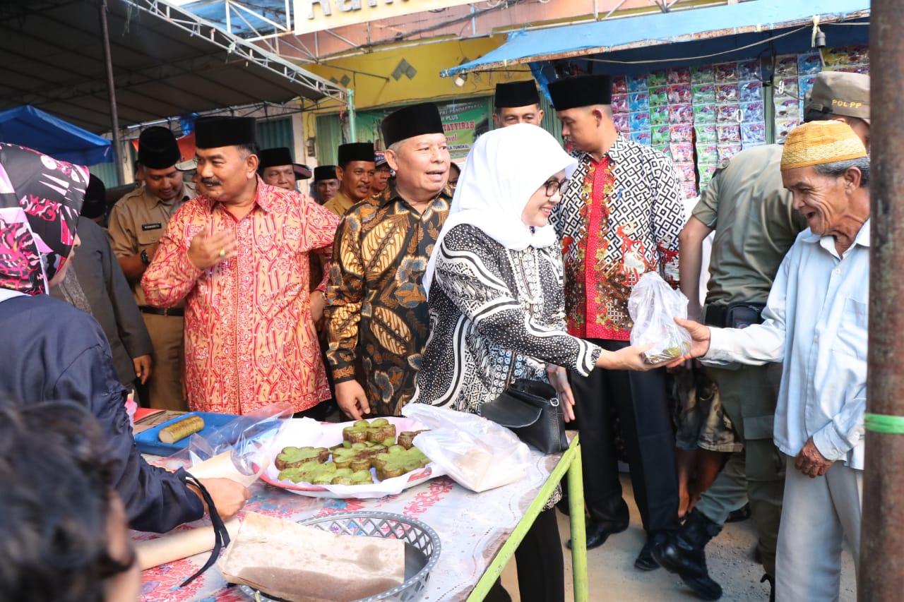Permalink ke Hari Pertama Ramadhan, Pemkab Tanjung Jabung Barat Buka Pasar Bedug