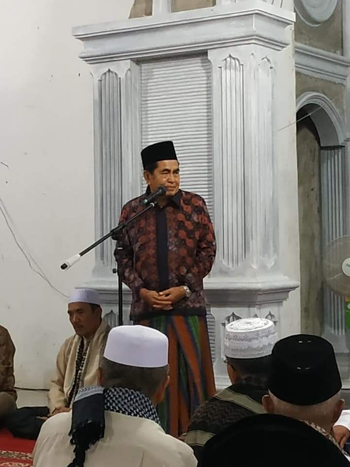 Permalink ke Safari Ramadhan Pemkot Sungaipenuh ke Masjid Tsamaratul Ihsan, Warga Apresiasi Kegiatan Pembangunan