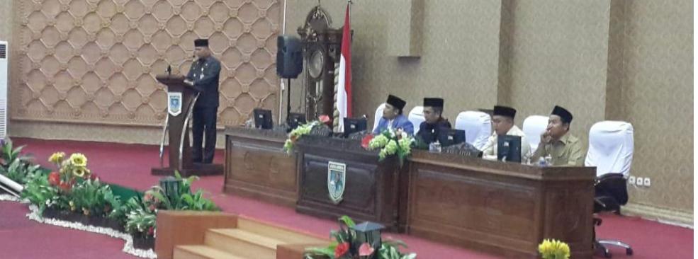 Permalink ke DPRD Kota Jambi Paripurnakan Tanggapan Walikota Atas Pandangan Umum Fraksi