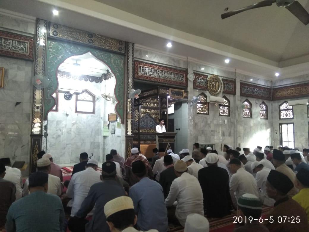 Permalink ke Bupati Batanghari Sholat Ied fi Masjid Agung Al-Muhajirin