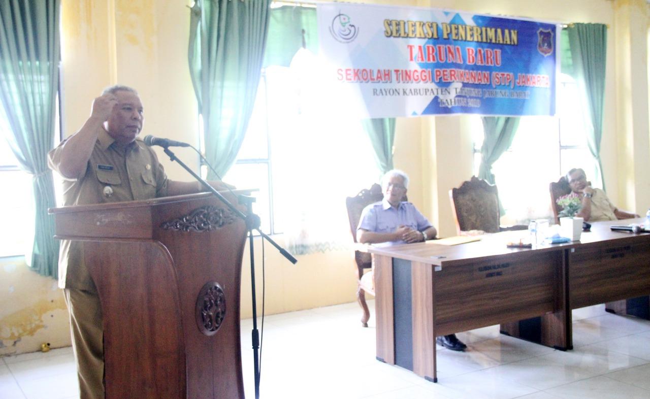 Permalink ke Bupati Safrial Buka Ujian Seleksi Penerimaan Calon Taruna STP Jakarta