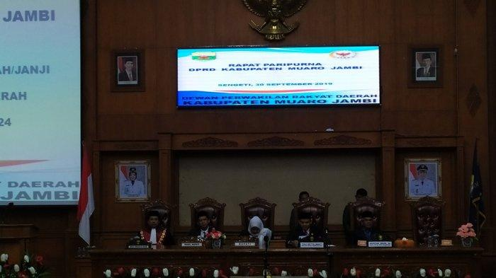 Permalink ke DPRD Muarojambi Gelar Paripurna Penetapan Ketua Dewan Depenitif
