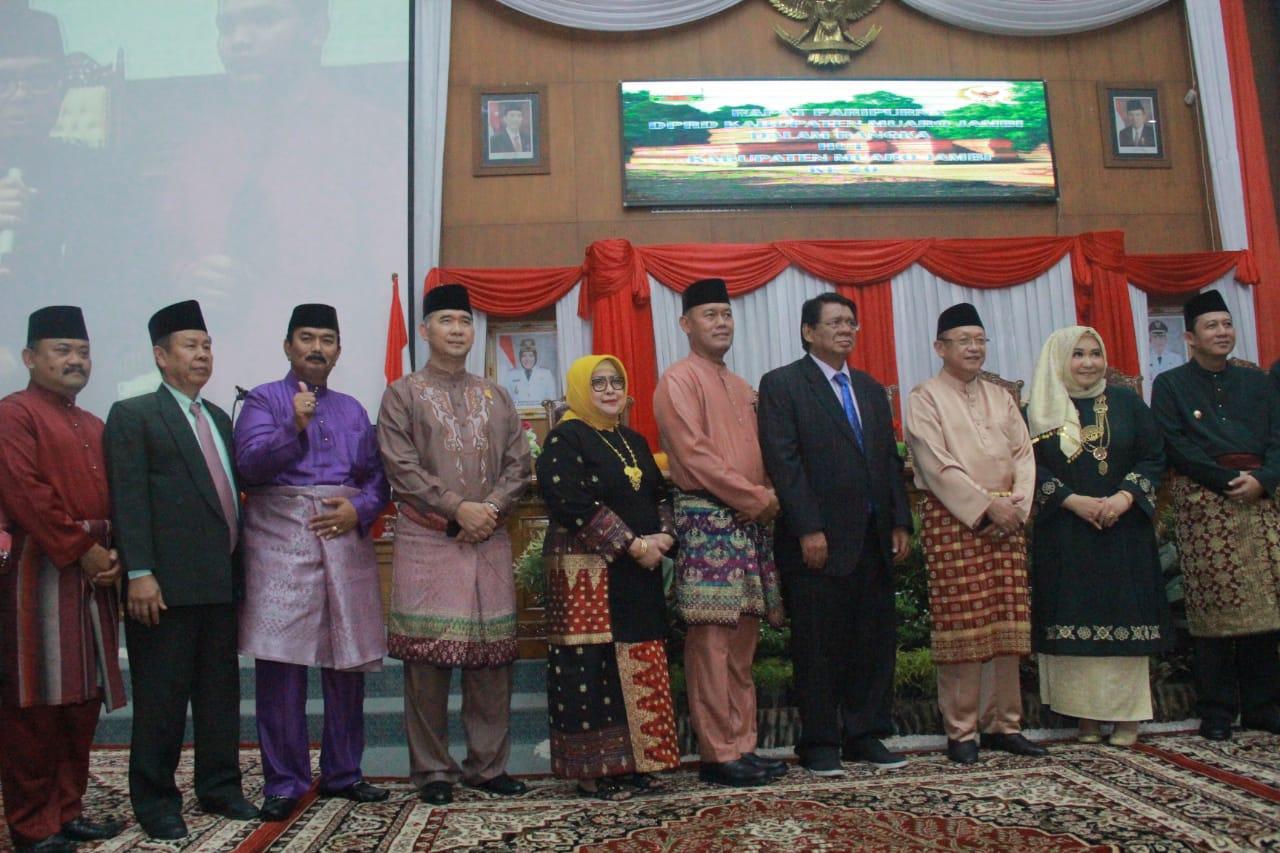 Permalink ke Hadiri Peringatan HUT Kabupaten Muarojambi, Wabup Amir Sakib Ucapkan Selamat