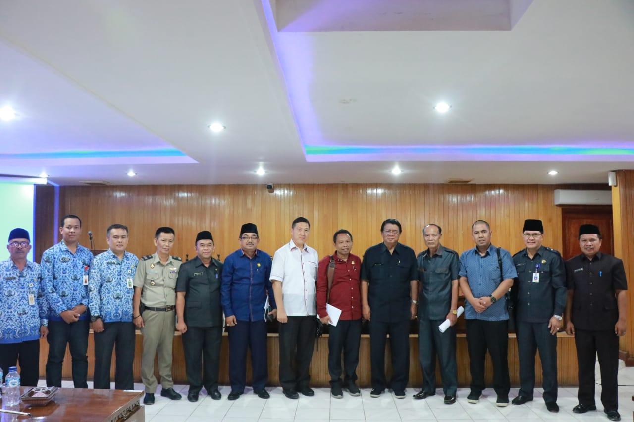 Permalink ke Pemkab Tanjabbarat Sambut Kunker Komisi I DPRD Provinsi Jambi
