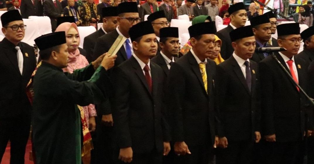 Permalink ke 45 Anggota DPRD Kota Jambi Periode 2019-2024 Dilantik