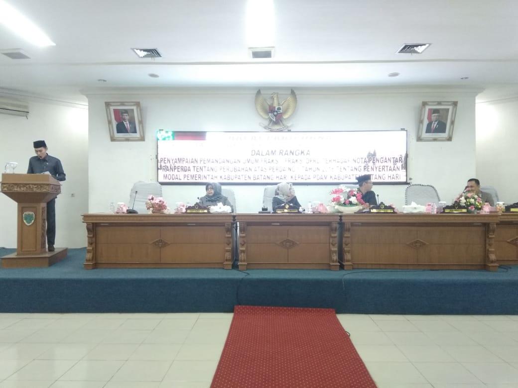 Permalink ke Wabup Sofia Joesoef Hadiri Paripurna DPRD Batanghari