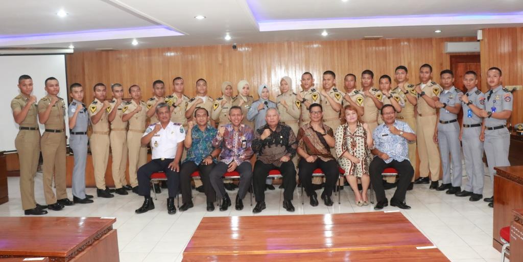 Permalink ke Taruna STTD Praja IPDN dan Mahasiswa STP Jakarta Temui Bupati Safrial
