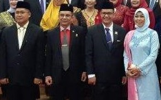 Permalink ke Pimpinan DPRD Kota Jambi Ucapkan Selamat Kepada Dra. Nella Ervina, MM, Agr yang Dilantik Walikota Fasha Jadi Sekwan
