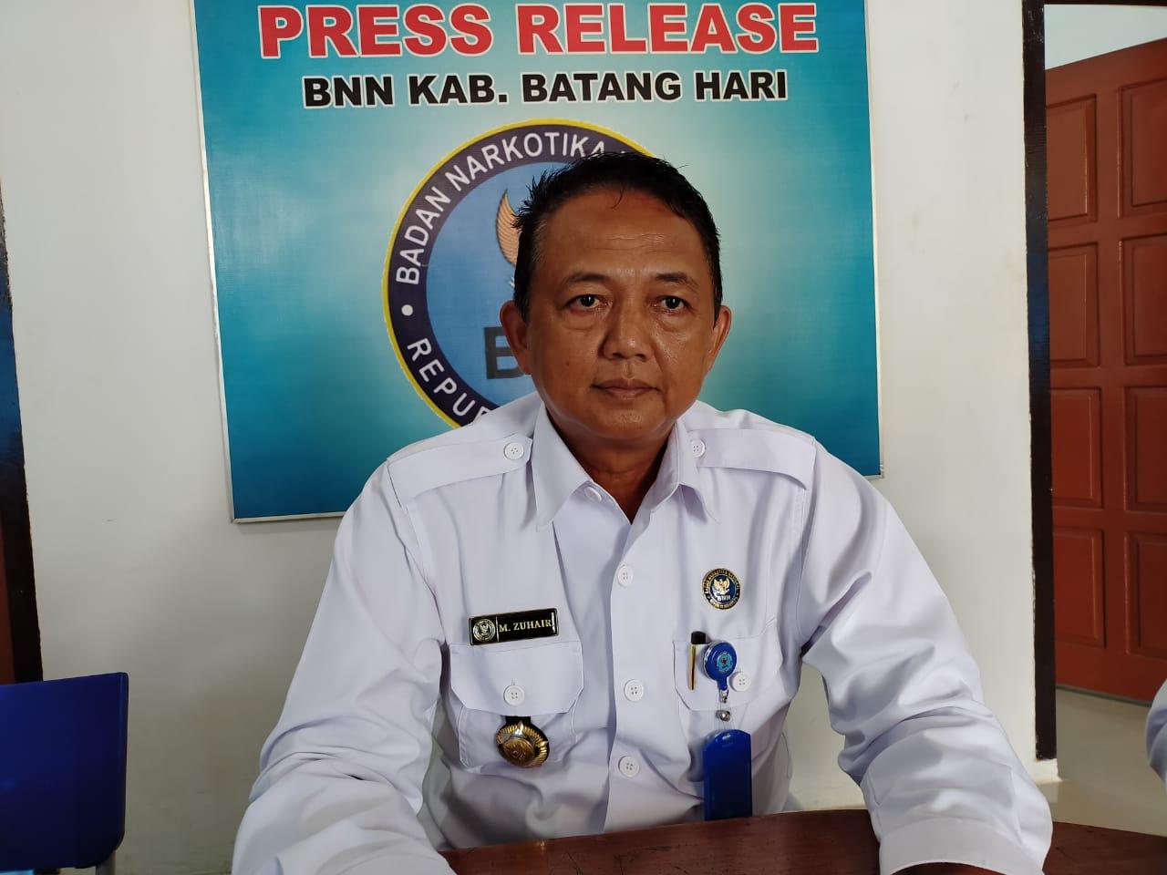 Permalink ke 3 Kecamatan di Batanghari Rawan Peredaran Narkoba
