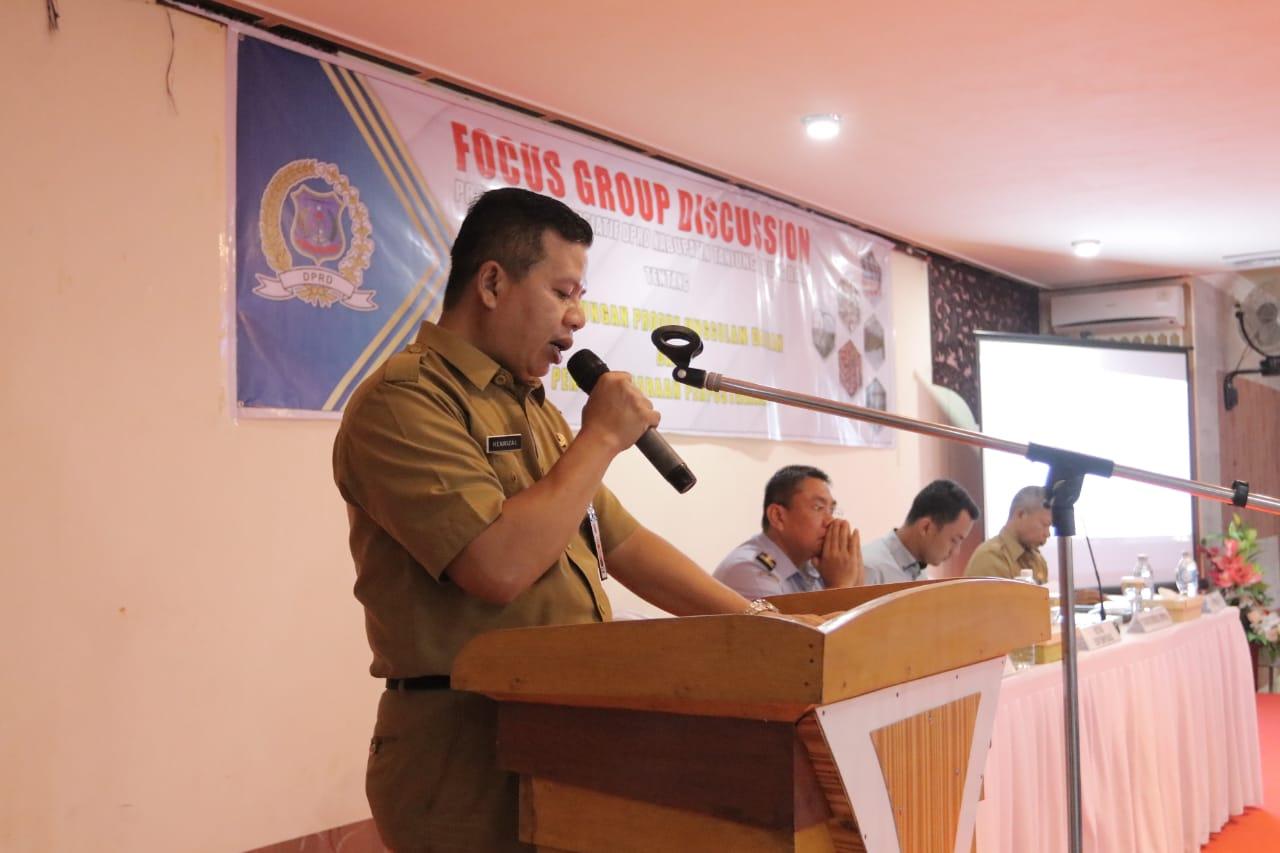 Permalink ke DPRD Tanjabbar Buka FGD Dua Pra Ranperda Inisiatif