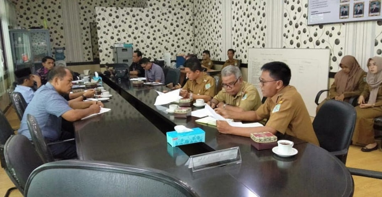 Permalink ke Komisi IV DPRD Kota Jambi Gelar Rapat Bersama Bagian Hukum Setwan