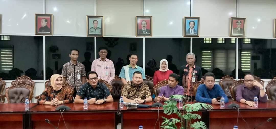 Permalink ke Anggota DPRD Kota Jambi Kunker ke DPRD Balik Papan