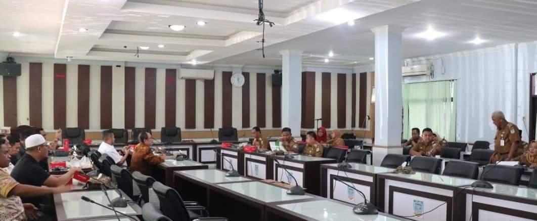 Permalink ke DPRD Kota Jambi Bangun Sinergitas dengan Pemerintah Kecamatan dan Kelurahan