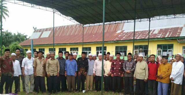 Permalink ke Serap Aspirasi Masyarakat, Anggota DPRD Muaro Jambi Gelar Reses di Desa Senaung