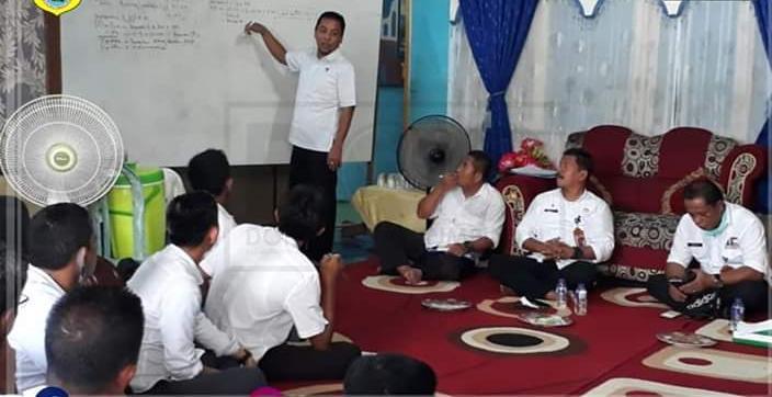 Permalink ke Sekda Sapril Sosialisasikan Desa Tanggap Covid-19 dan PKTD