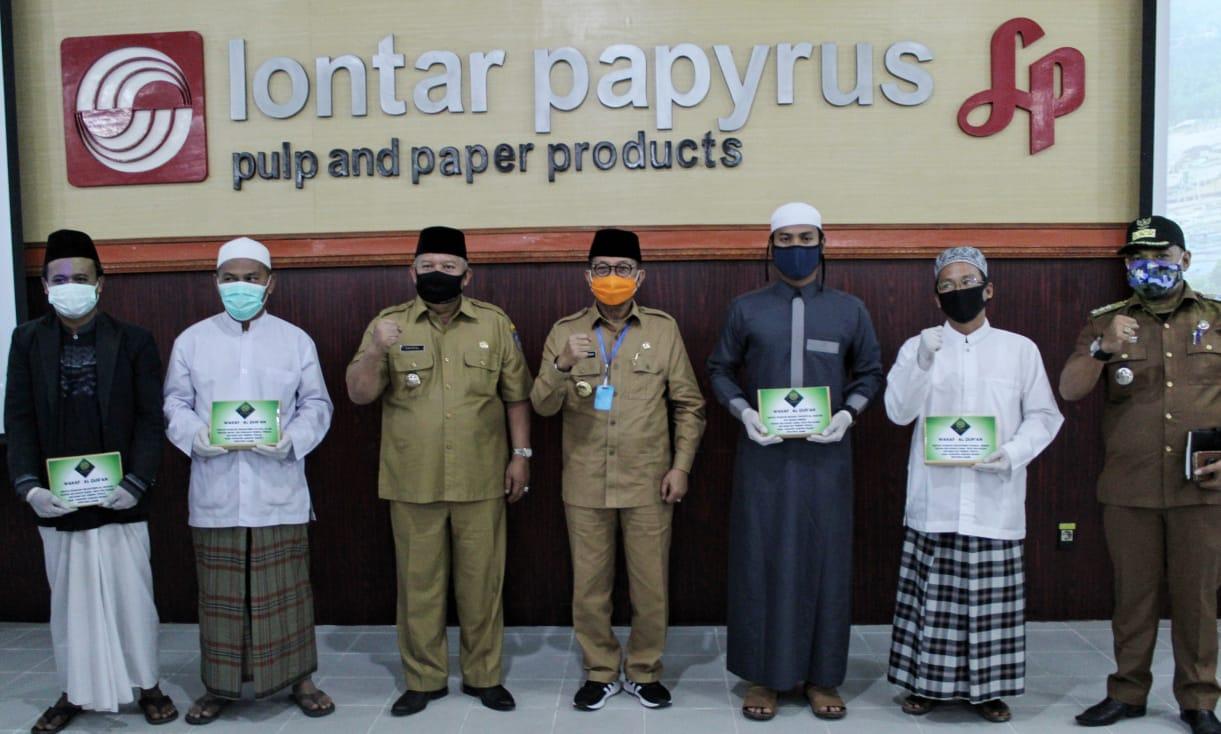 Permalink ke Bupati Safrial Dampingi Gubernur Jambi Tinjau Penerapan Protokol Kesehatan di Lingkungan Perusahaan