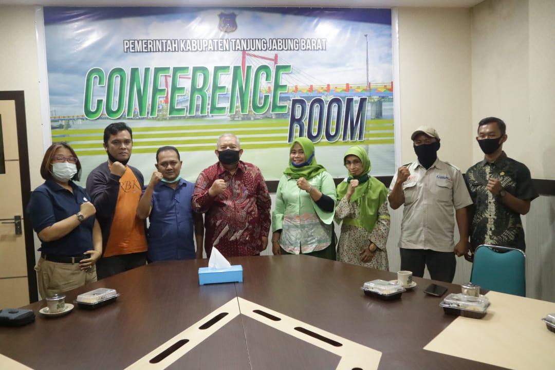 Permalink ke Bupati Safrial Sambut Silaturahmi dan Audiensi PWI Tanjab Barat