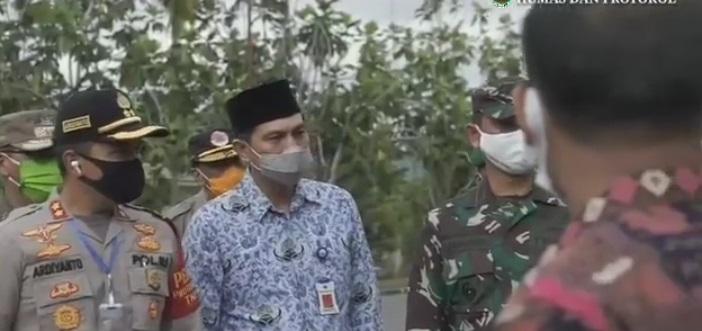 Permalink ke Sekda Fadhil Arief Ikuti Gelar Pasukan Penegakkan Kedisiplinan Protokol Covid-19