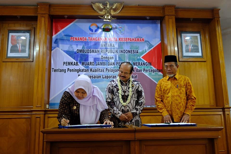 Permalink ke Bupati Masnah Teken Nota Kesepahaman dengan Ombudsman RI