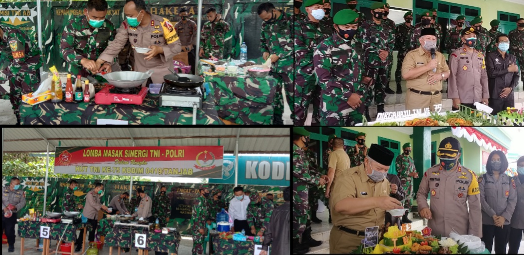 Permalink ke HUT TNI ke-75, Bupati Safrial Harap TNI Semakin Profesional Jaga Kedaulatan NKRI