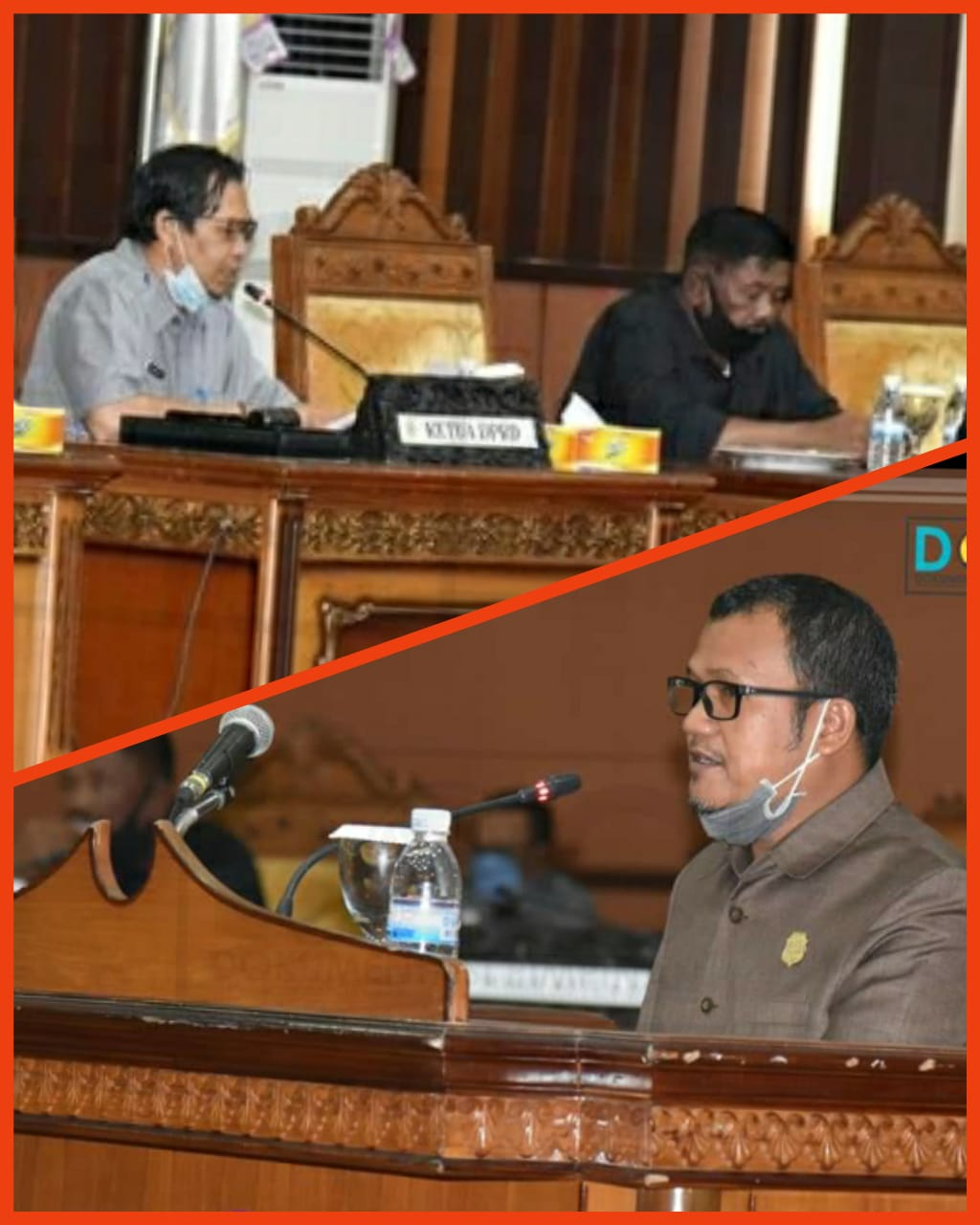 Permalink ke DPRD Tanjabtim Paripurnakan Pandangan Umum Fraksi Terhadap KUA dan PPAS TA 2021