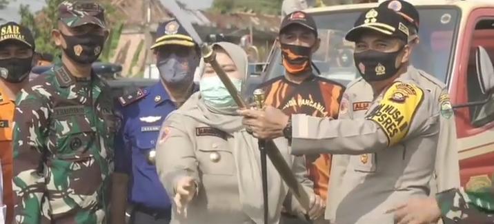 Permalink ke Bupati Muaro Jambi Pimpin Apel Siaga Bencana Karhutla Tahun 2020