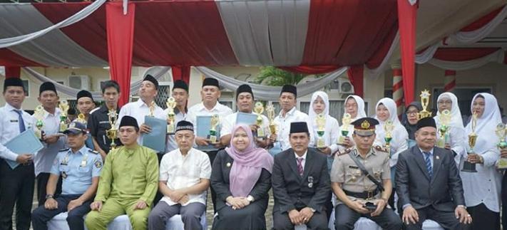 Permalink ke Bupati Masnah Jadi Irup Dirgahayu ke-74 HAB Kemenang Muaro Jambi