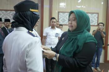 Permalink ke Bupati Masnah Lantik Pejabat Administrator dan Pengawas Pemkab Muaro Jambi