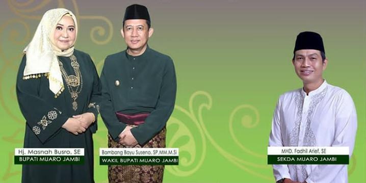 Permalink ke Provinsi Jambi Genap Berusia 63 Tahun, Pemkab Muaro Jambi Harapkan Jambi Lebih Baik