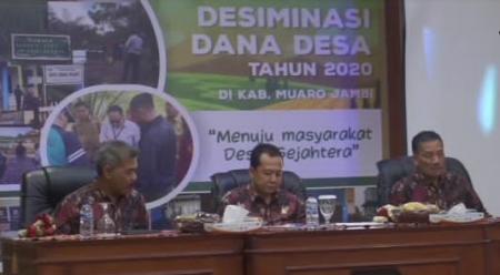 Permalink ke Wabup Bambang Bayu Suseno Hadiri Acara Desiminasi DD 2020