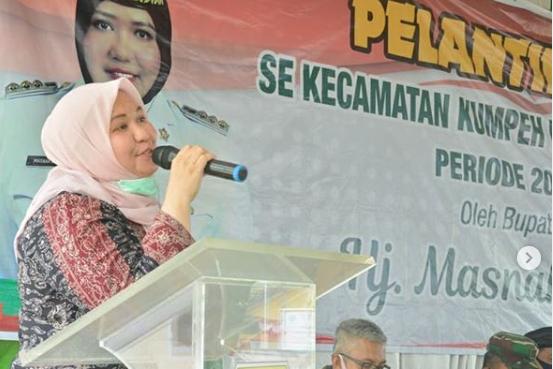 Permalink ke Bupati Masnah Lantik 71 Anggota BPD se-Kecamatan Kumpe
