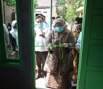Permalink ke Bupati Masnah Serahkan Bantuan Rumah Program BAZNAS