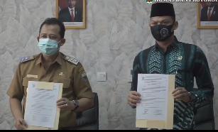 Permalink ke Wabup Muaro Jambi Terima Laporan Hasil Pemeriksaan Keuangan dari BPK RI via Vidcon