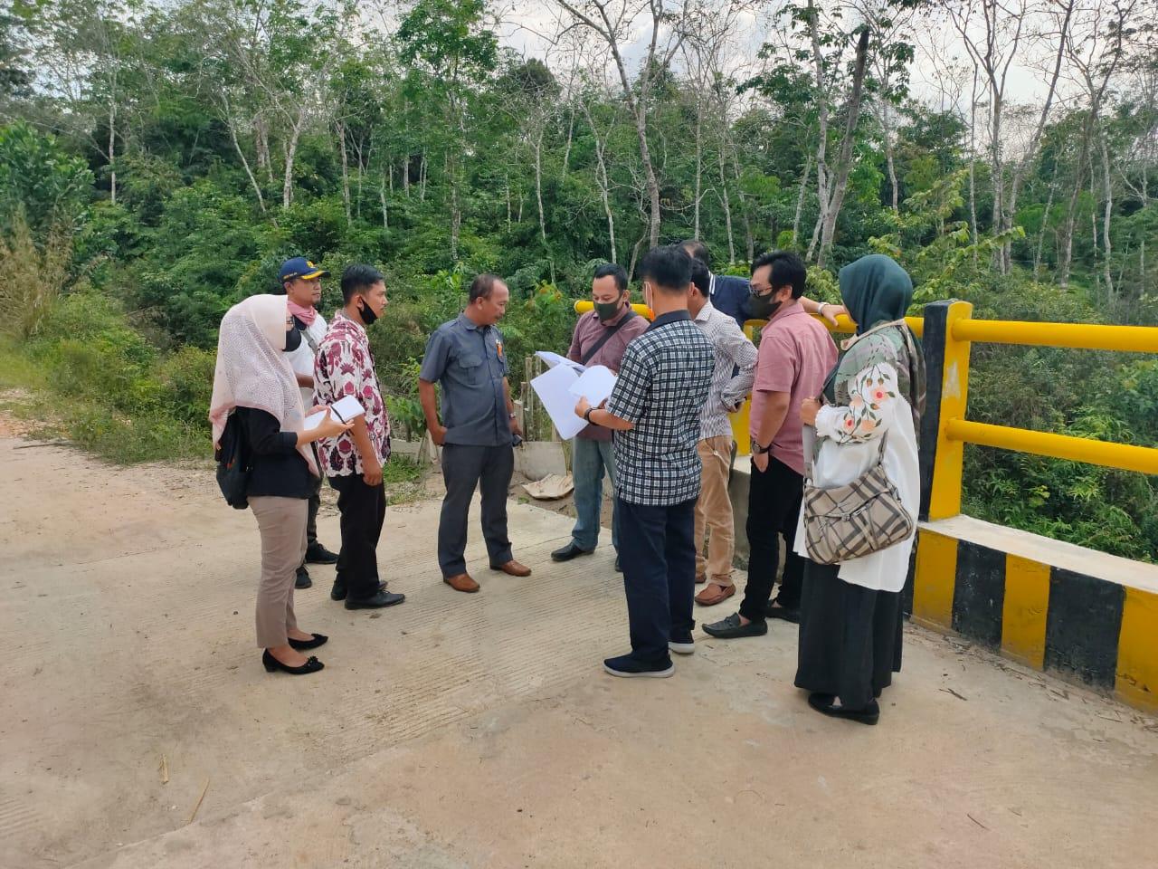 Permalink ke Rombongan Anggota DPRD Muaro Jambi Cek Rekomendasi Pembenahan Box Culvert Danau Sarang Elang