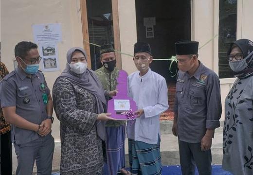 Permalink ke Bupati Masnah Resmikan dan Serahkan Rumah Bedah Program BAZNAS Muaro Jambi