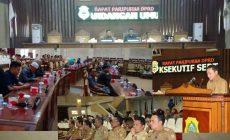 Permalink ke Lagi, DPRD Kabupaten Tanjabtim Gelar Sidang Paripurna