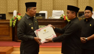 Permalink ke DPRD Kota Jambi Gelar Rapat Paripurna Penyampaian Ranperda APBD-Perubahan 2019